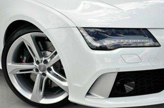 2013 Audi RS 7 Sportback Tiptronic quattro Hatchback.