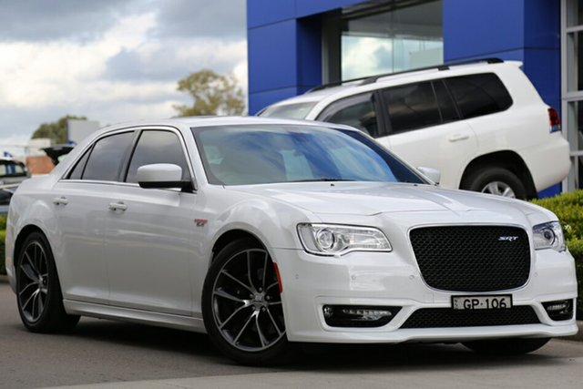 Discounted Demonstrator, Demo, Near New Chrysler 300 SRT Core E-Shift, Southport, 2016 Chrysler 300 SRT Core E-Shift Sedan