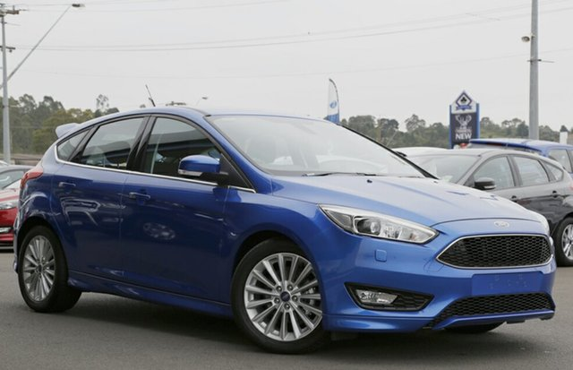 New Ford Focus Sport, Narellan, 2017 Ford Focus Sport Hatchback