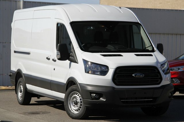 Demonstrator, Demo, Near New Ford Transit 350L Mid Roof LWB, Hobart, 2017 Ford Transit 350L Mid Roof LWB Van