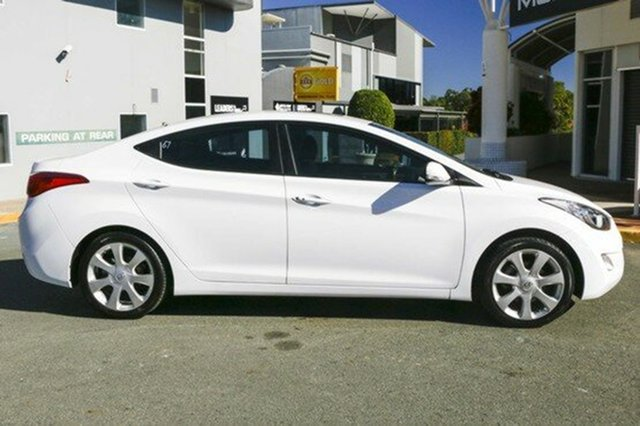 Used Hyundai Elantra Premium, Moorooka, Brisbane, 2012 Hyundai Elantra Premium Sedan