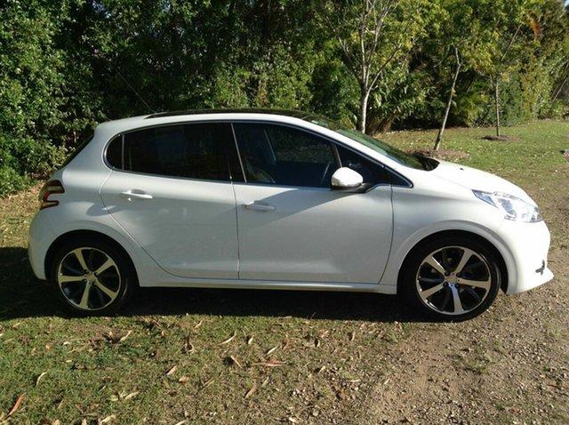 Used Peugeot 208 Allure Premium, Nambour, 2012 Peugeot 208 Allure Premium Hatchback