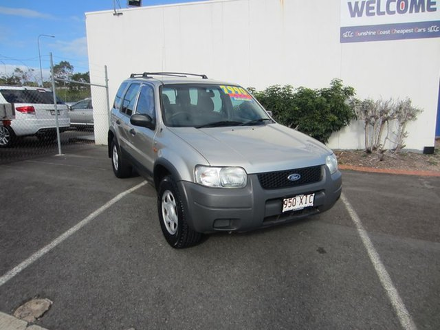 Used Ford Escape XLS, Alexandra Headland, 2004 Ford Escape XLS Wagon
