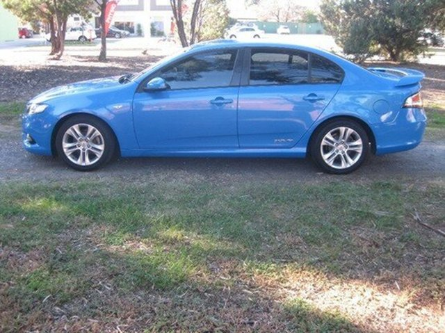 Used Ford Falcon XR6, Beverley, 2009 Ford Falcon XR6 Sedan