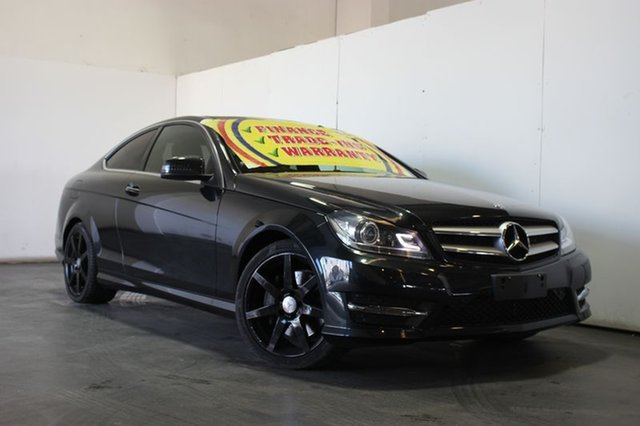 Used Mercedes-Benz C350 BE, Underwood, 2013 Mercedes-Benz C350 BE Coupe