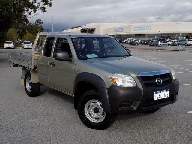 Used Mazda BT-50 DX+ Freestyle, Maddington, 2009 Mazda BT-50 DX+ Freestyle Cab Chassis