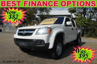 Discounted Used Holden Colorado LX Crew Cab, 2011 Holden Colorado LX Crew Cab RC MY11 Utility
