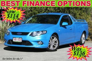 Discounted Used Ford Falcon XR6 Ute Super Cab Turbo, 2011 Ford Falcon XR6 Ute Super Cab Turbo FG Utility