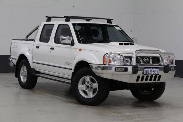 Used Nissan Navara ST-R (4x4), Bentley, 2008 Nissan Navara ST-R (4x4) Dual Cab Pick-up