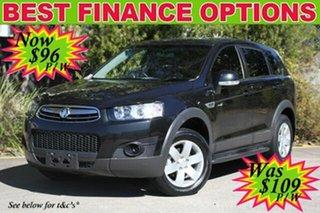 Used Holden Captiva 7 SX, 2013 Holden Captiva 7 SX CG MY13 Wagon
