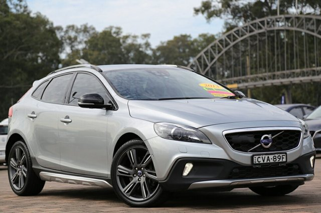 Used Volvo V40 Cross Country D4 Adap Geartronic Luxury, Warwick Farm, 2013 Volvo V40 Cross Country D4 Adap Geartronic Luxury Hatchback