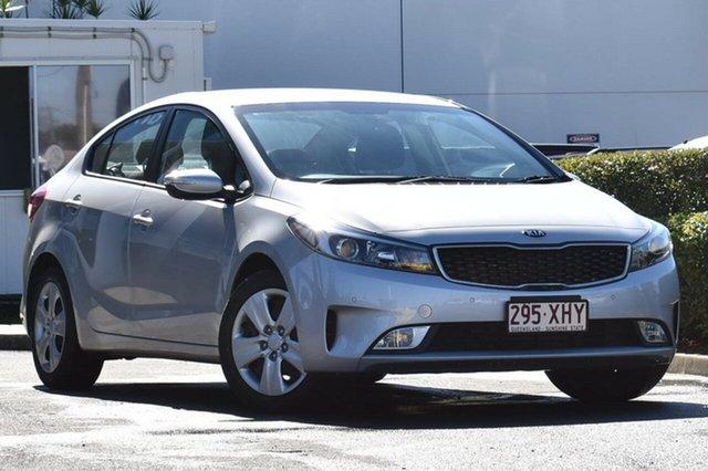 Used Kia Cerato S, Bowen Hills, 2017 Kia Cerato S Sedan