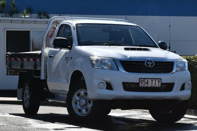 Used Toyota Hilux SR, Beaudesert, 2013 Toyota Hilux SR Cab Chassis