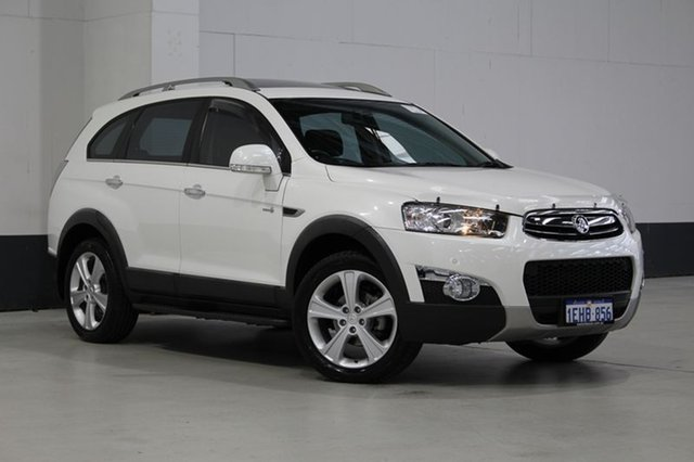 Used Holden Captiva 7 LX (4x4), Bentley, 2013 Holden Captiva 7 LX (4x4) Wagon