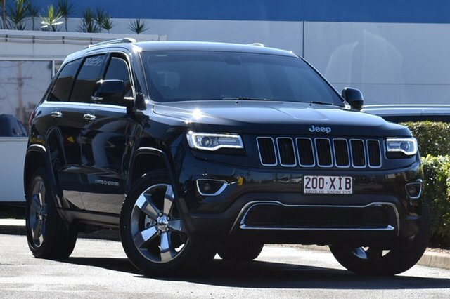 Used Jeep Grand Cherokee Limited, Bowen Hills, 2015 Jeep Grand Cherokee Limited Wagon