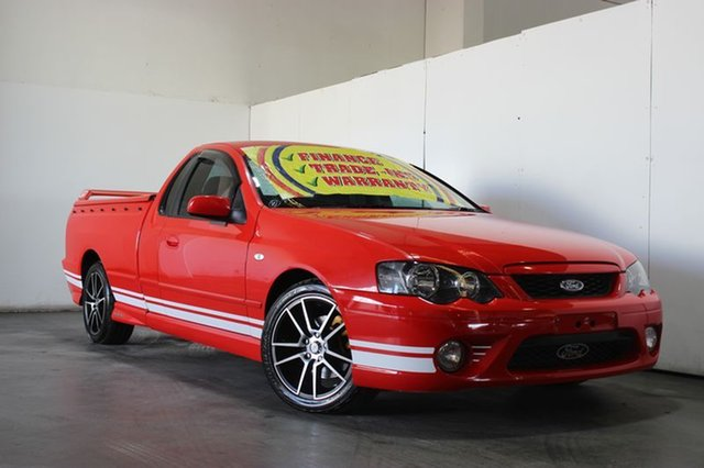 Used Ford Falcon XR6 (LPG), Underwood, 2006 Ford Falcon XR6 (LPG) Utility