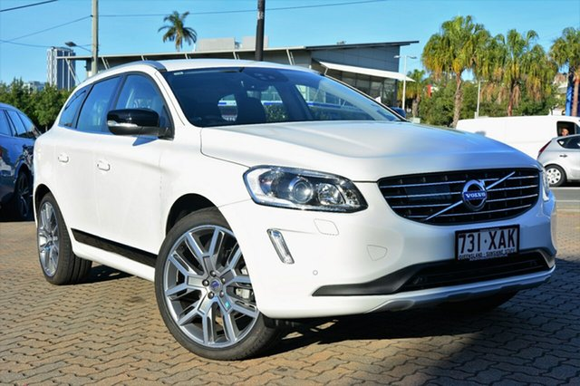 Discounted Demonstrator, Demo, Near New Volvo XC60 T5 Geartronic AWD Luxury, Southport, 2016 Volvo XC60 T5 Geartronic AWD Luxury Wagon