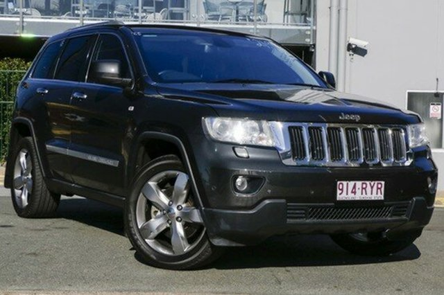 Used Jeep Grand Cherokee Limited, Moorooka, Brisbane, 2011 Jeep Grand Cherokee Limited Wagon