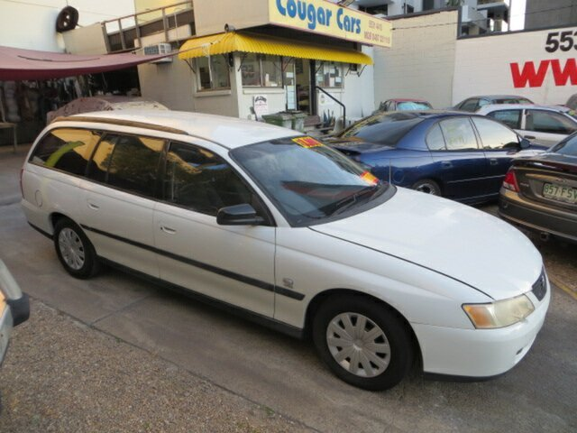 Used Holden Commodore Executive, Southport, 2004 Holden Commodore Executive Wagon