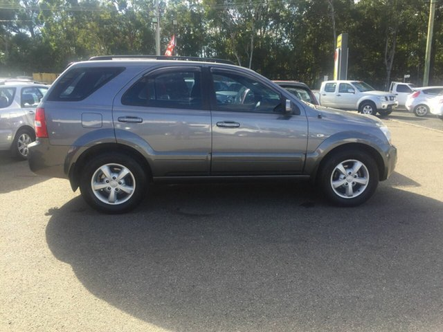 Used Kia Sorento  , 2008 Kia Sorento DIESEL 4X4 Grey 4 Speed Auto Active Select Wagon