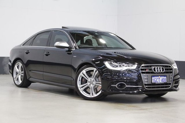 Used Audi S6 4.0 TFSI LE, Bentley, 2013 Audi S6 4.0 TFSI LE Sedan