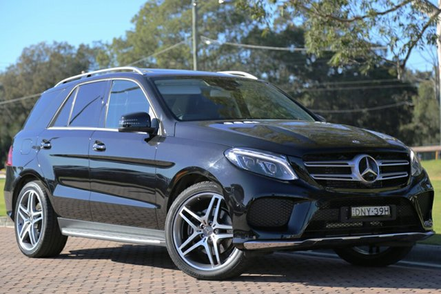 Used Mercedes-Benz GLE250 d 9G-TRONIC 4MATIC, Warwick Farm, 2016 Mercedes-Benz GLE250 d 9G-TRONIC 4MATIC SUV