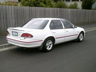1996 Ford Falcon XR6 Sedan.
