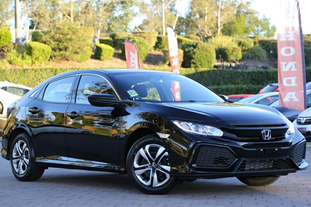 Discounted New Honda Civic VTi, Warwick Farm, 2017 Honda Civic VTi Sedan