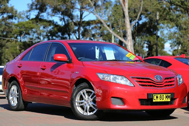 Used Toyota Camry Altise, Warwick Farm, 2009 Toyota Camry Altise Sedan