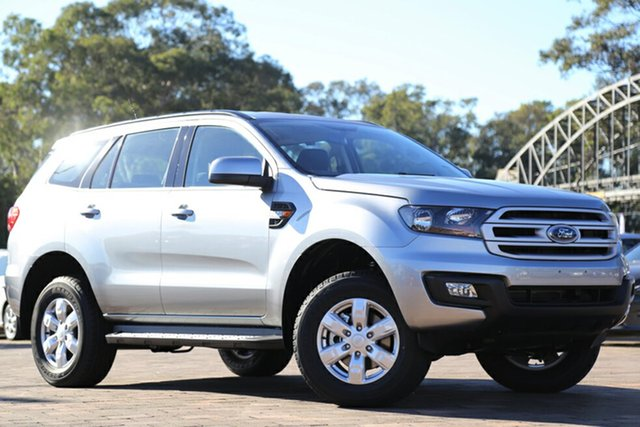 Discounted New Ford Everest Ambiente RWD, Warwick Farm, 2017 Ford Everest Ambiente RWD SUV