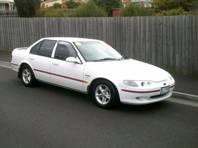 Used Ford Falcon XR6, North Hobart, 1996 Ford Falcon XR6 Sedan