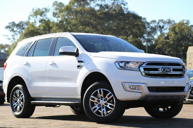 Discounted New Ford Everest Trend 4WD, Warwick Farm, 2017 Ford Everest Trend 4WD SUV