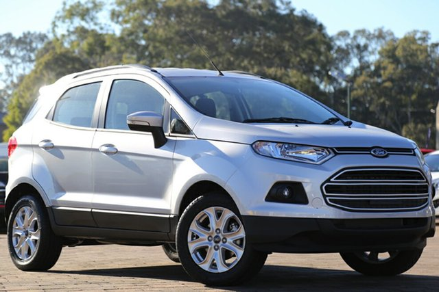 Discounted New Ford Ecosport Trend PwrShift, Warwick Farm, 2017 Ford Ecosport Trend PwrShift SUV