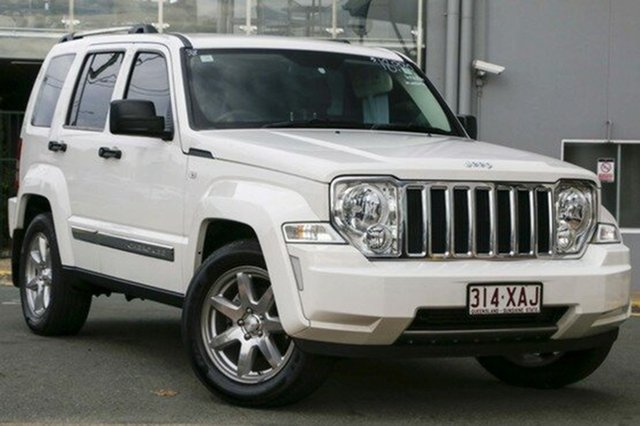 Used Jeep Cherokee Limited, Moorooka, Brisbane, 2009 Jeep Cherokee Limited Wagon