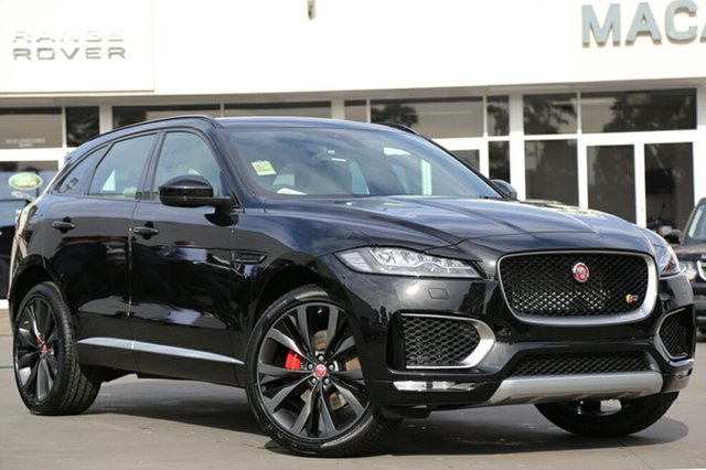 Demonstrator, Demo, Near New Jaguar F-PACE 30d AWD First Edition, Southport, 2016 Jaguar F-PACE 30d AWD First Edition Wagon