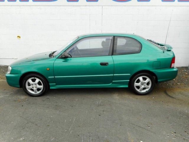 Used Hyundai Accent GS, Moorooka, 2001 Hyundai Accent GS LC Hatchback