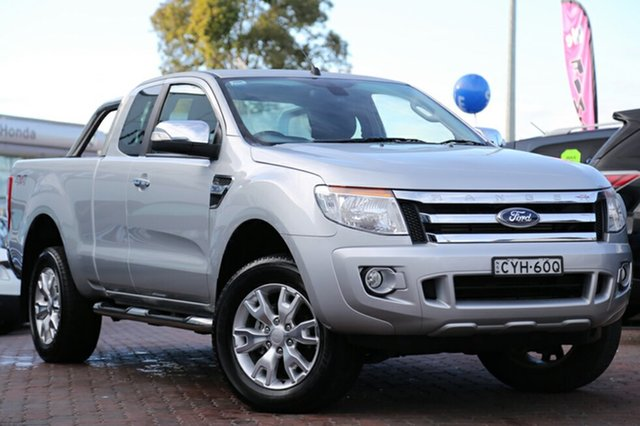 Discounted Used Ford Ranger XLT Super Cab, Southport, 2015 Ford Ranger XLT Super Cab Utility