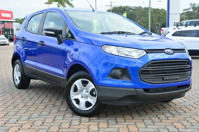 Discounted New Ford Ecosport Ambiente PwrShift, Southport, 2017 Ford Ecosport Ambiente PwrShift Wagon