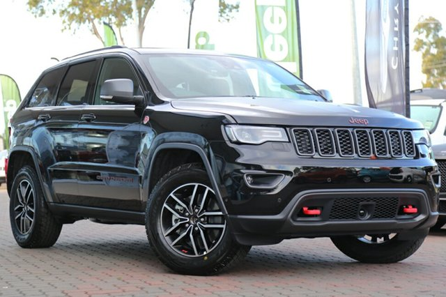 New Jeep Grand Cherokee Trailhawk, Southport, 2017 Jeep Grand Cherokee Trailhawk SUV