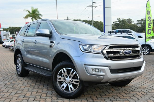 Discounted Demonstrator, Demo, Near New Ford Everest Trend RWD, Southport, 2016 Ford Everest Trend RWD SUV