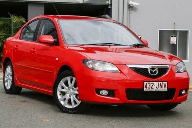 Used Mazda 3 Maxx Sport, Moorooka, Brisbane, 2006 Mazda 3 Maxx Sport Sedan