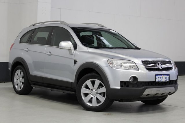 Used Holden Captiva LX (4x4), Bentley, 2008 Holden Captiva LX (4x4) Wagon