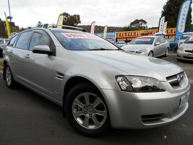 Used Holden Commodore Omega, Upper Ferntree Gully, 2009 Holden Commodore Omega Sportswagon