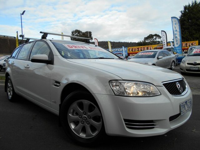 Used Holden Commodore Omega, Upper Ferntree Gully, 2013 Holden Commodore Omega Sportswagon