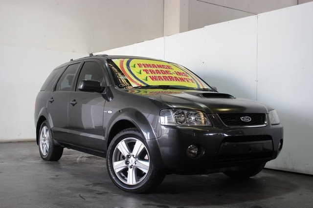 Used Ford Territory Ghia Turbo (4x4), Underwood, 2006 Ford Territory Ghia Turbo (4x4) Wagon