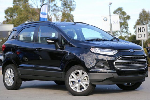 Discounted Demonstrator, Demo, Near New Ford Ecosport Trend PwrShift, Southport, 2017 Ford Ecosport Trend PwrShift SUV