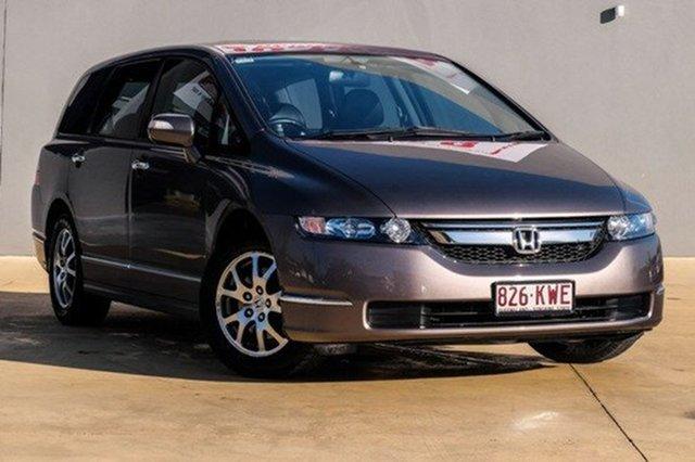 Used Honda Odyssey Luxury, Moorooka, Brisbane, 2008 Honda Odyssey Luxury Wagon