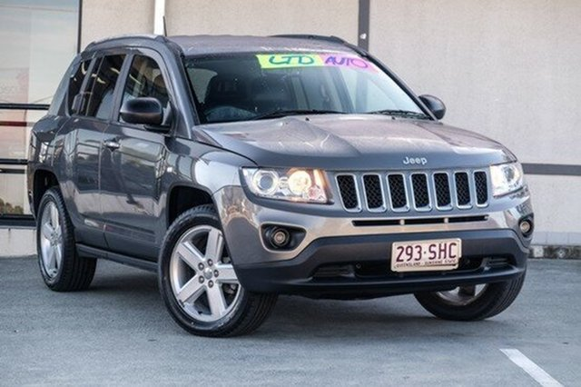 Used Jeep Compass Limited (4x4), Moorooka, Brisbane, 2012 Jeep Compass Limited (4x4) Wagon