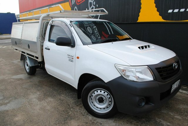 Used Toyota Hilux Workmate, Melrose Park, 2011 Toyota Hilux Workmate Cab Chassis