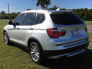 2012 BMW X3 xDrive20d Steptronic Wagon.